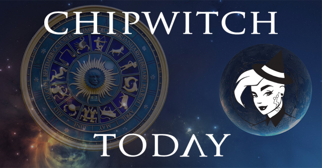 ChipWitch Today for 25 October, 2020