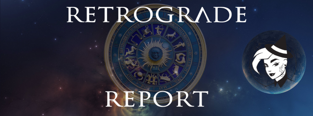 Retrograde Report for 12 June, 2020