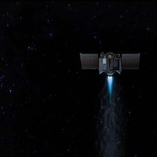 NASA Invites Public, Media to Watch Asteroid Mission Begin Return to Earth