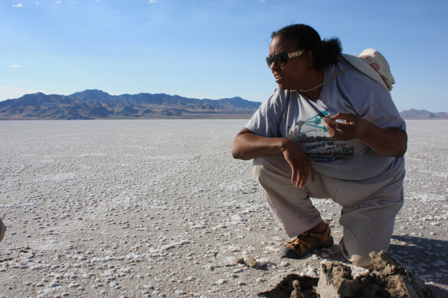 Astrobiologist Kennda Lynch Uses Analogs on Earth to Find Life on Mars